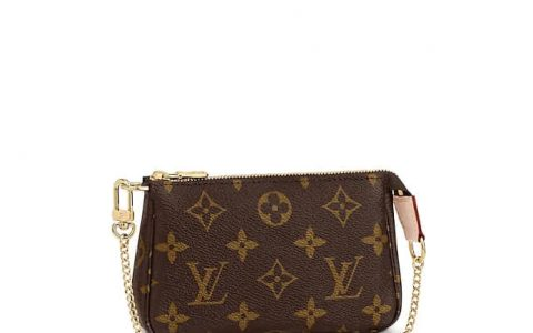 LV M58009 MINI POCHETTE ACCESSORIES 小手袋麻将包