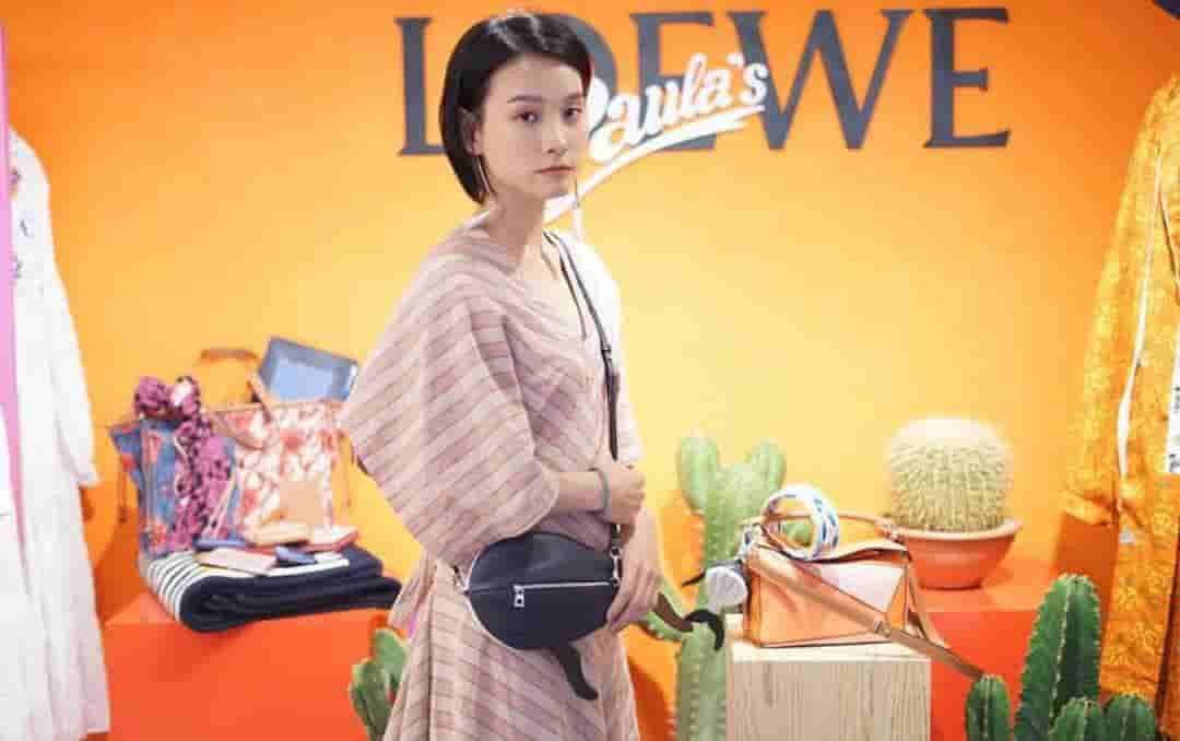 Loewe/罗意威 2019新款小蓝鲸斜挎包