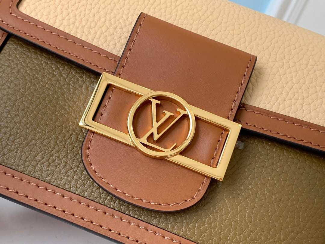 LV 2019秋冬新款MINI DAUPHINE 手袋 M55504