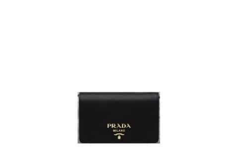 Prada/普拉达 Saffiano 皮革单肩包 1BP006