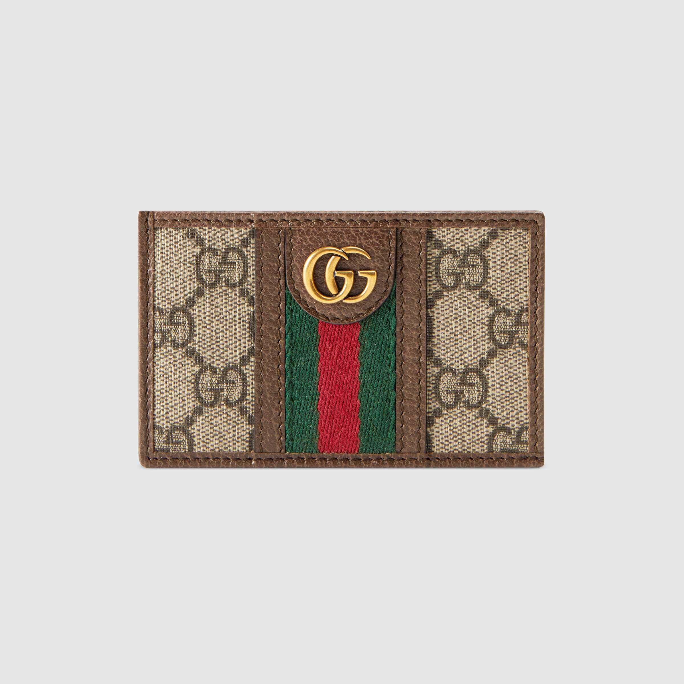 Gucci/古驰 Ophidia系列GG卡包 597617 96IWT 8745
