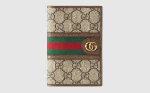 Gucci/古驰 Ophidia系列GG护照包 597620 96IWT 8745
