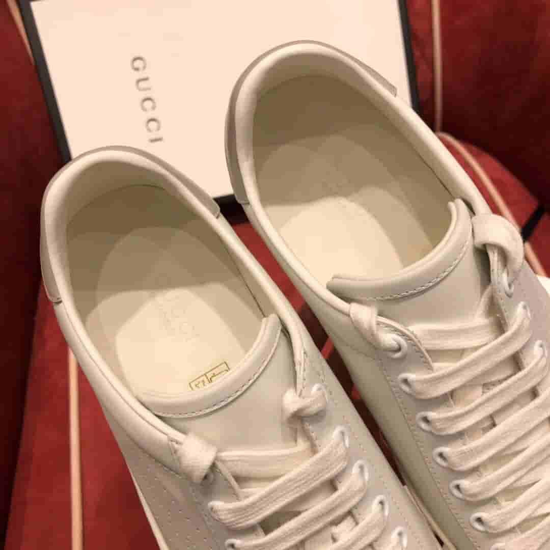 Gucci/古驰 Ace系列女士互扣式G运动鞋 598527 AYO70 9094