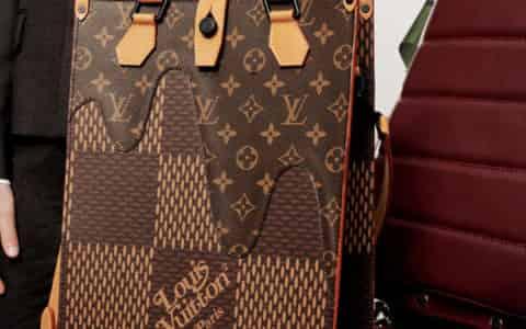 Louis Vuitton 刚刚释出2020早秋「LV²」系列的广告