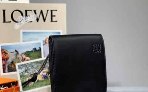Loewe/罗意威 Gusset Flat Crossbody Bag 手机包