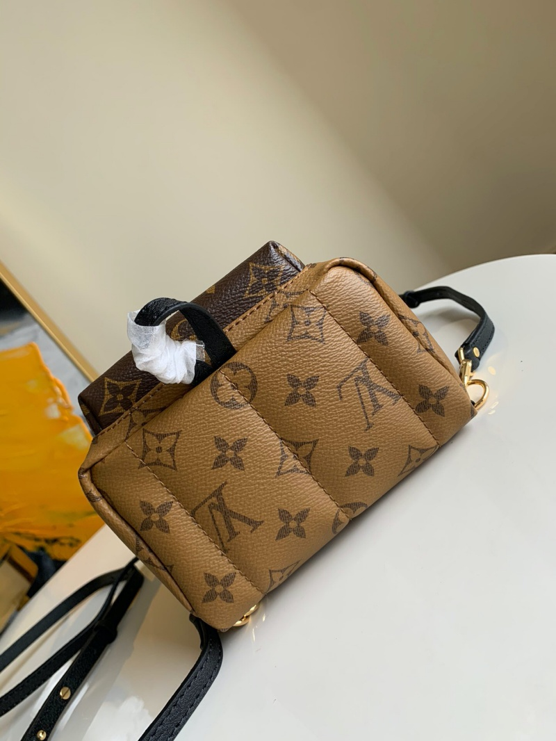 LV M44872 Palm Springs 迷你双肩包