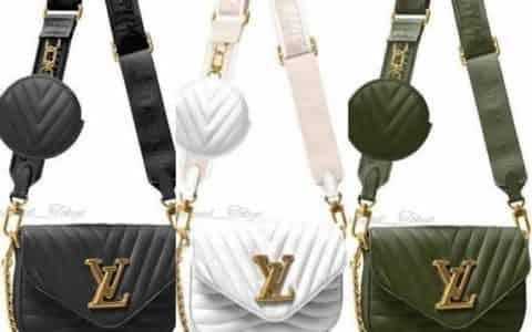 Louis Vuitton Multi Pochette New Wave 三合一 M56461
