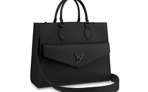 LV M55846 Lockme Tote MM 大号手提包