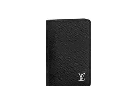 LV 压纹Taïga牛皮口袋钱夹 M30283