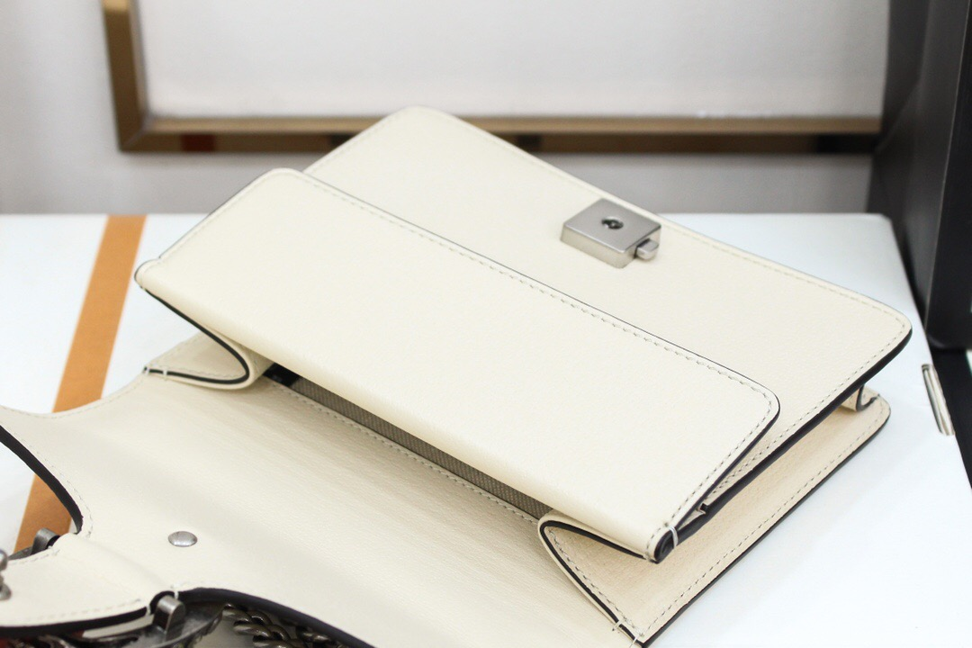 Gucci Dionysus mini leather bag 421970 0K7JN 9680