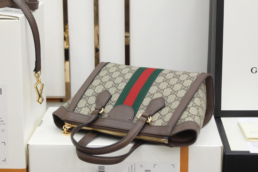 Gucci Ophidia small GG tote bag 547551 K05NB 8745