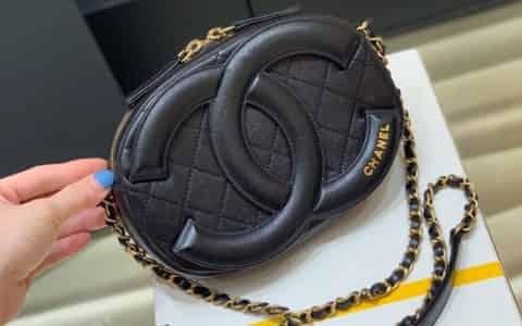 Chanel/香奈儿 2020新款羊皮相机包 AS1757 B02879 94305