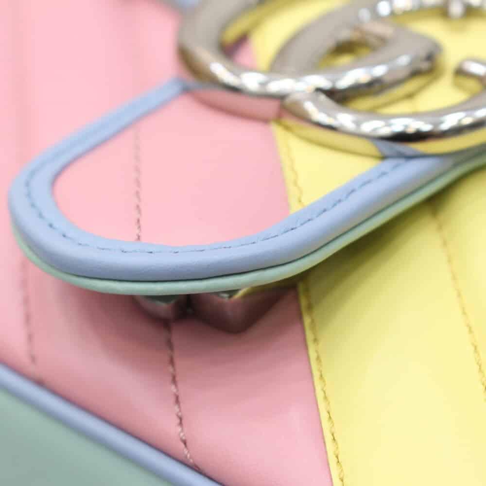 Gucci GG Marmont small shoulder bag 443497 DTDXP 3967