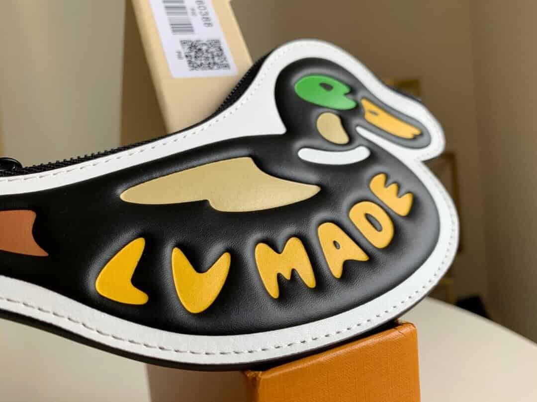 LV N60388 X NIGO限量联名系列鸭子Duck零钱包卡夹