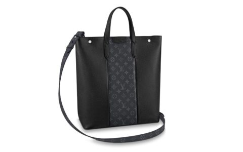 LV M30431 Taïga及Monogram Eclipse Outdoor购物袋