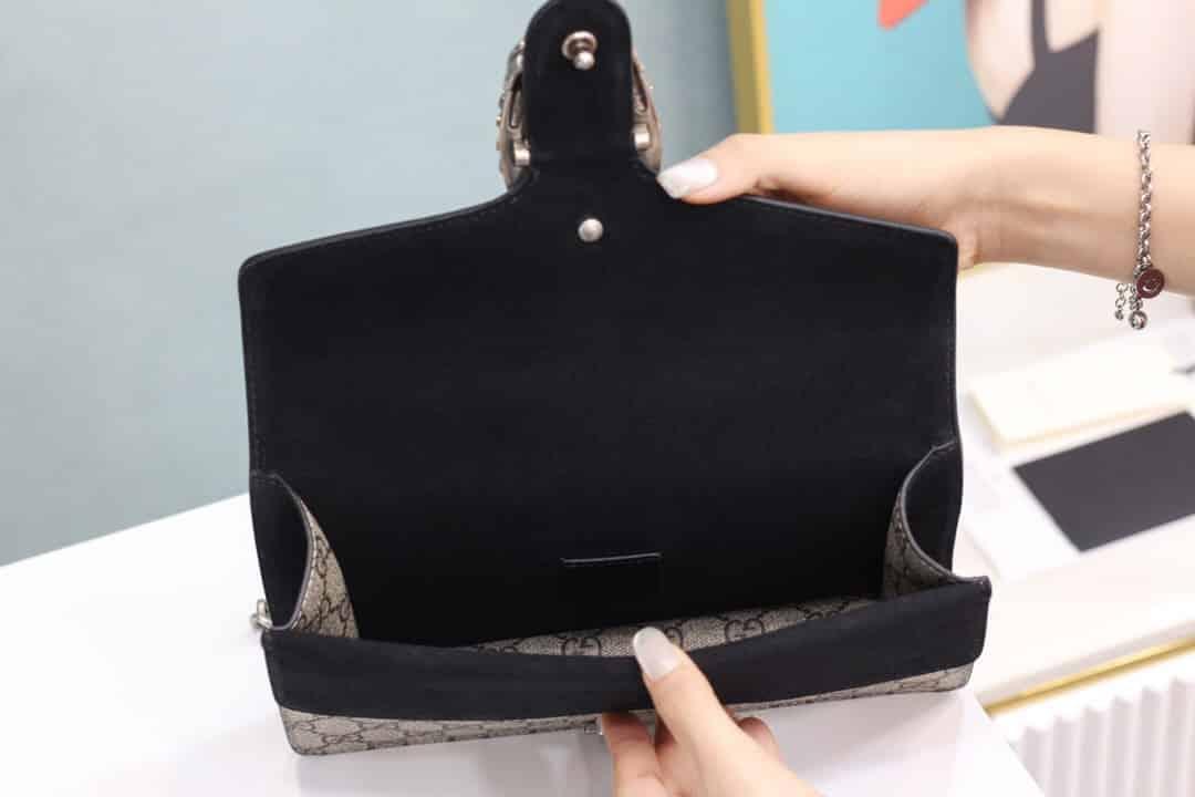 Gucci Dionysus GG small shoulder bag 499623 92TJN 9862