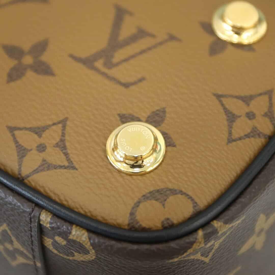 LV Vanity PM Monogram in Brown - Handbags M45165