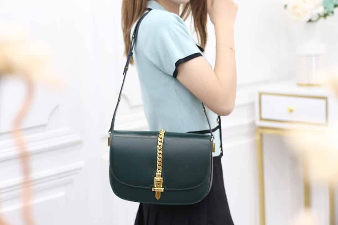 Gucci Sylvie 1969 small shoulder bag 601067 1DB0X 3020