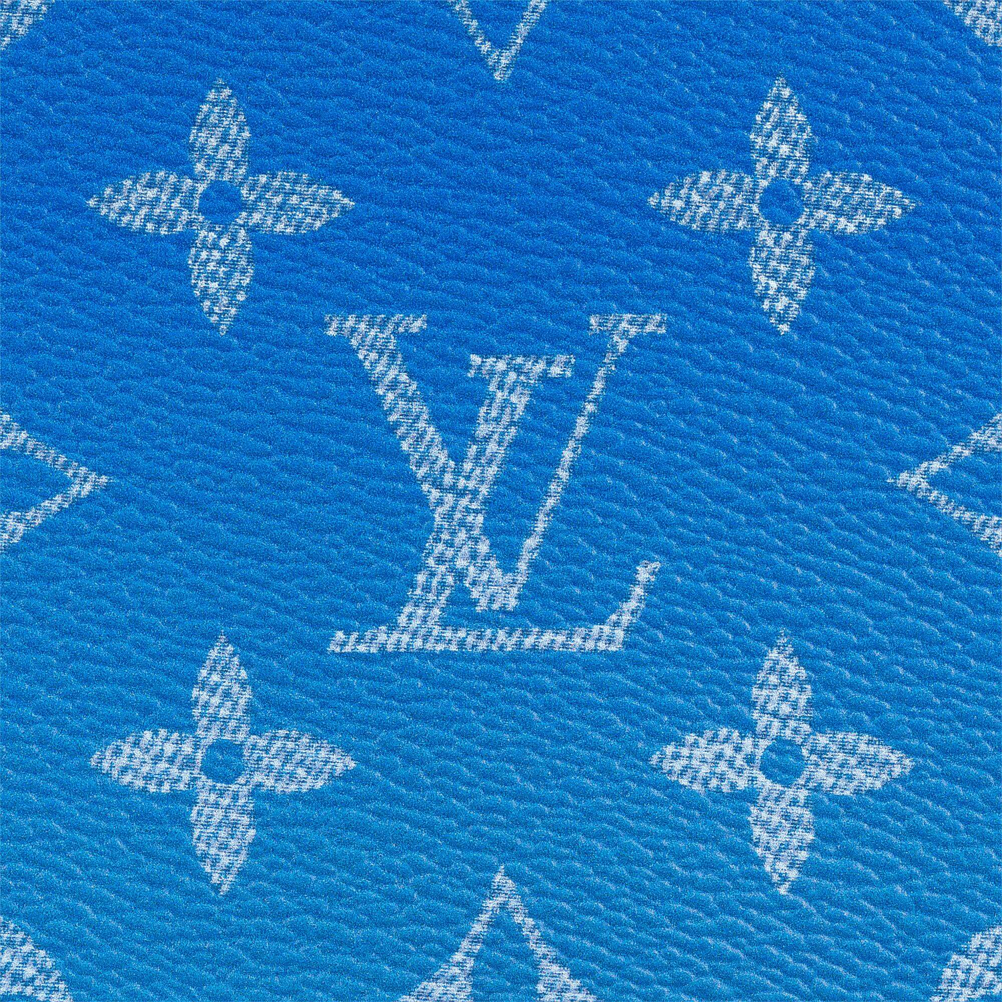 LV M45441 蓝天白云朵Backpack Multipocket双肩背包