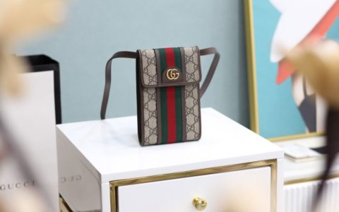 Gucci Ophidia mini bag 手机包 625757 96IWT 8745