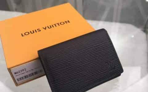 LV M62292 Enveloppe Carte De Visite 名片夹