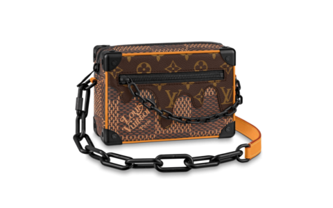 LV Mini Soft Trunk in Brown - Small Leather Goods N60394