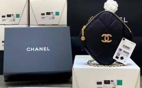 Chanel 2020秋冬新款小号钻石包 AS2201 B04571 94305