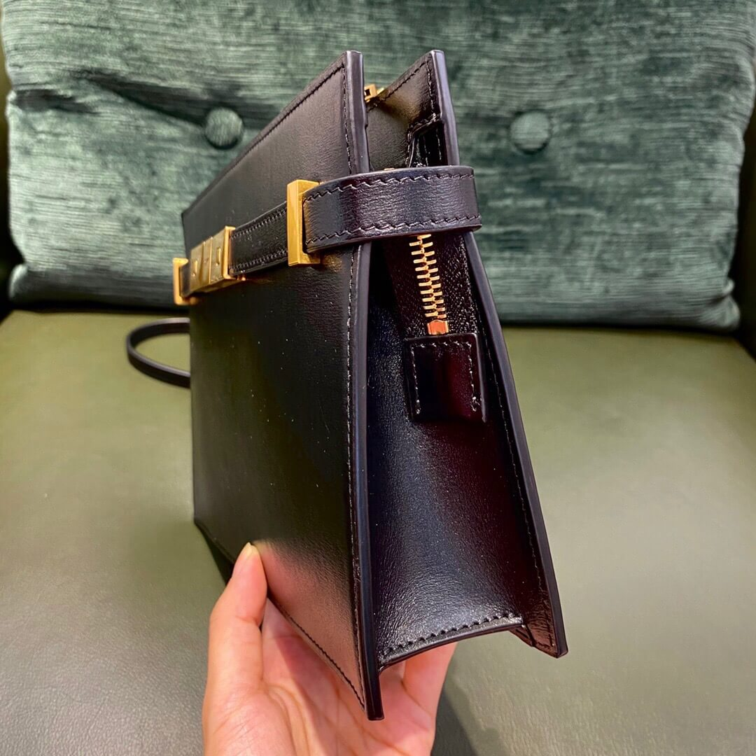 Saint Laurent YSL MANHATTAN BOX 曼哈顿链条包 636478