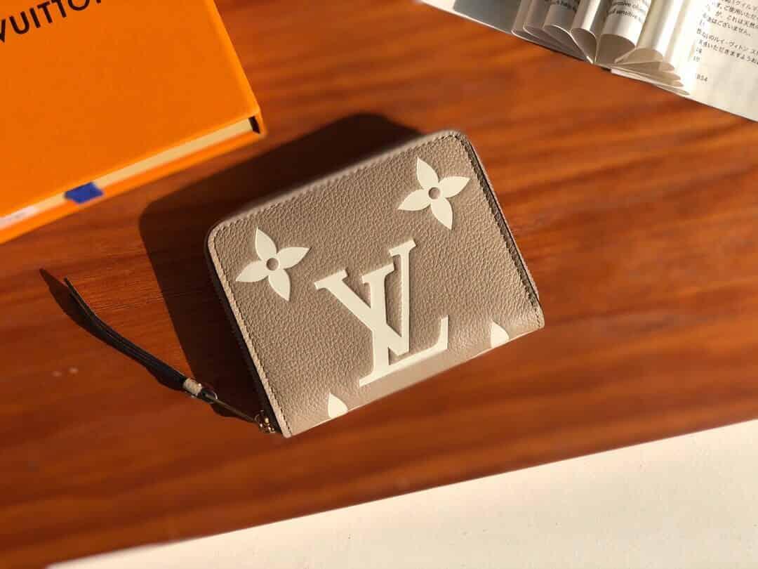 Louis Vuitton LV Zippy 零钱包 M69787 M69797