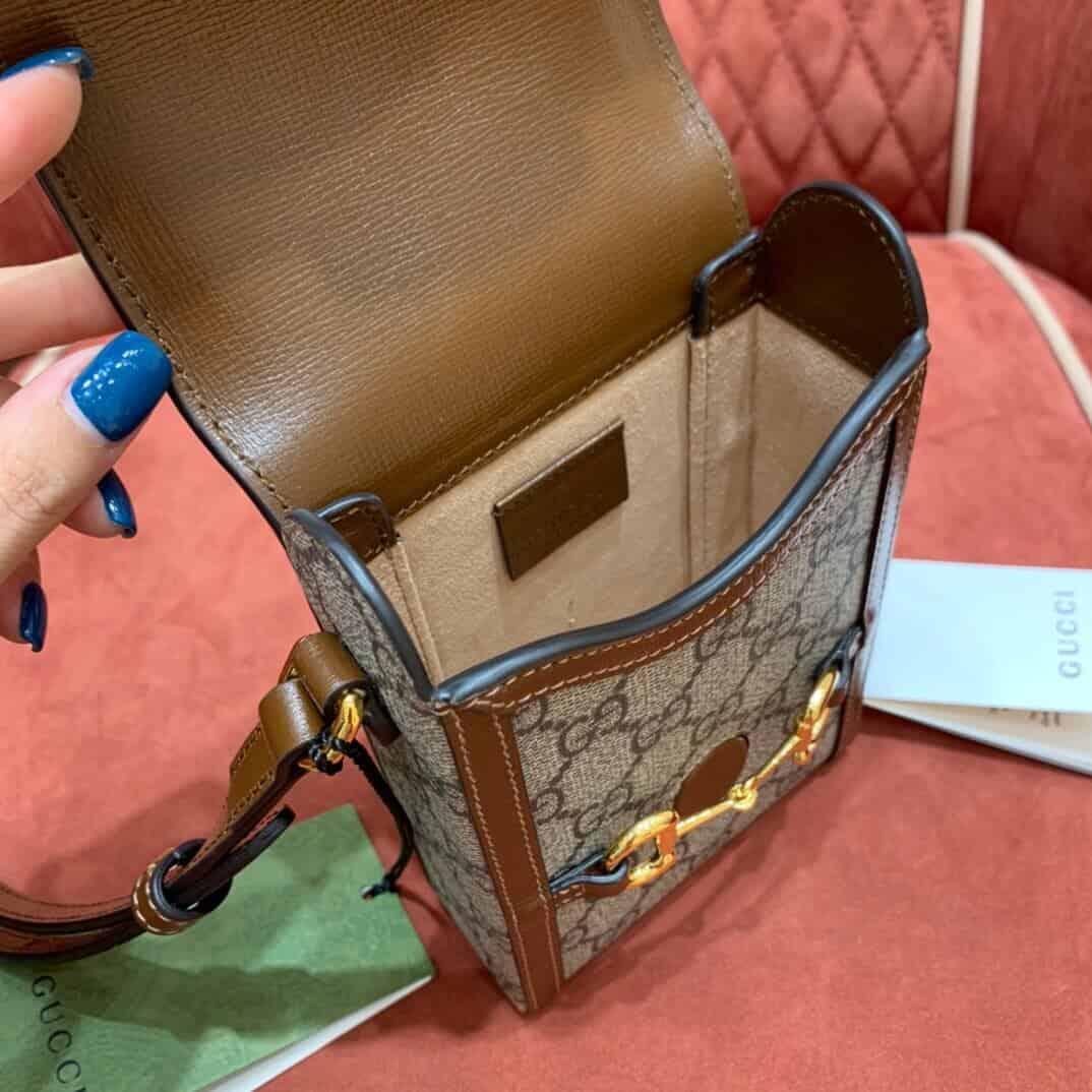 Gucci Horsebit 1955 mini bag 625615 92TCG 8563