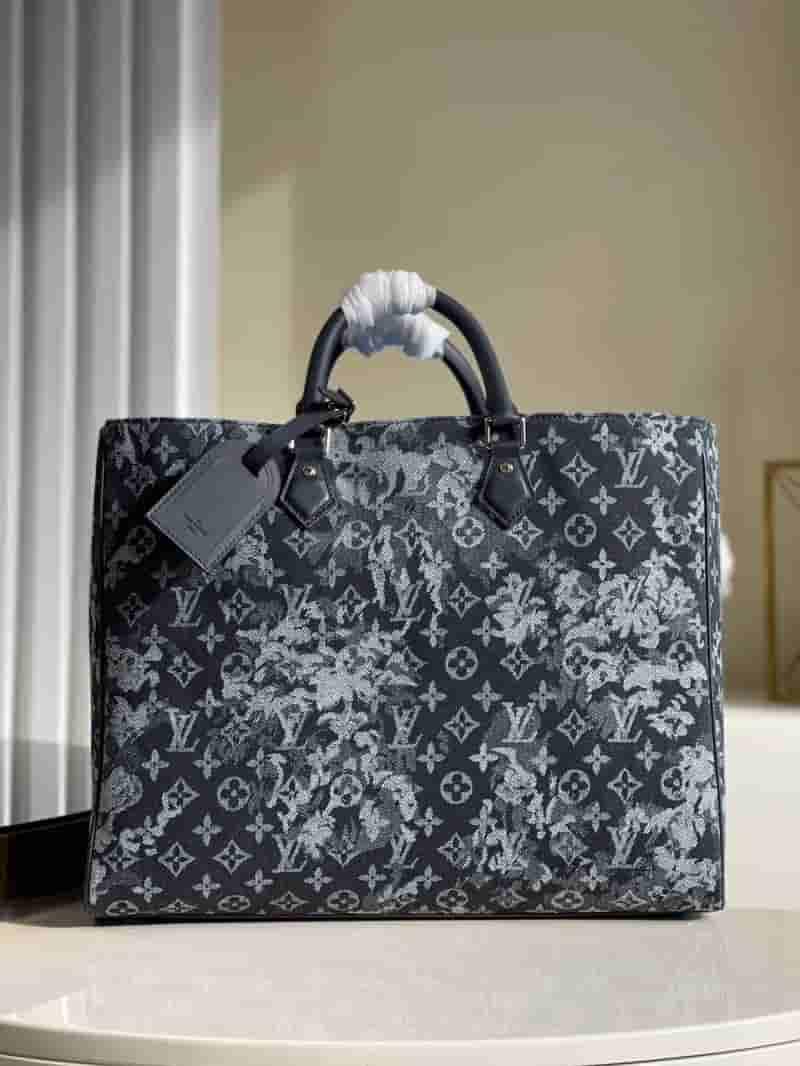 Louis Vuitton LV M57284 Grand Sac 男士手提公文包