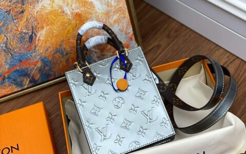 Louis Vuitton LV M90564 Petit Sac Plat 手提包
