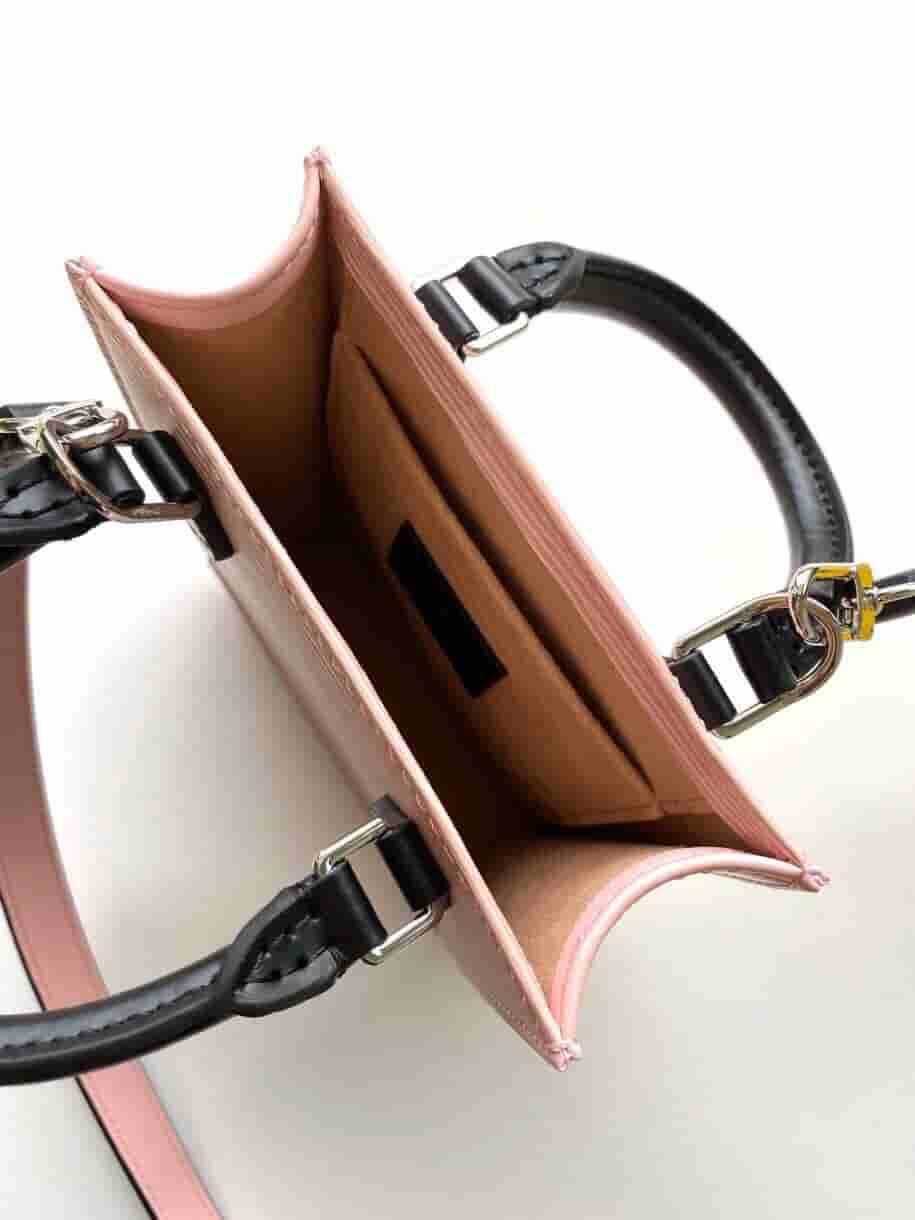 Louis Vuitton LV M69575 Petit Sac Plat Epi手提琴谱包