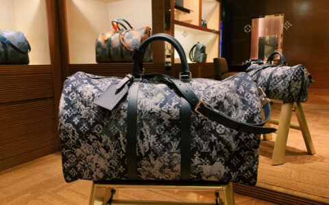 Louis Vuitton LV Keepall Bandoulière 50 旅行袋 M57285