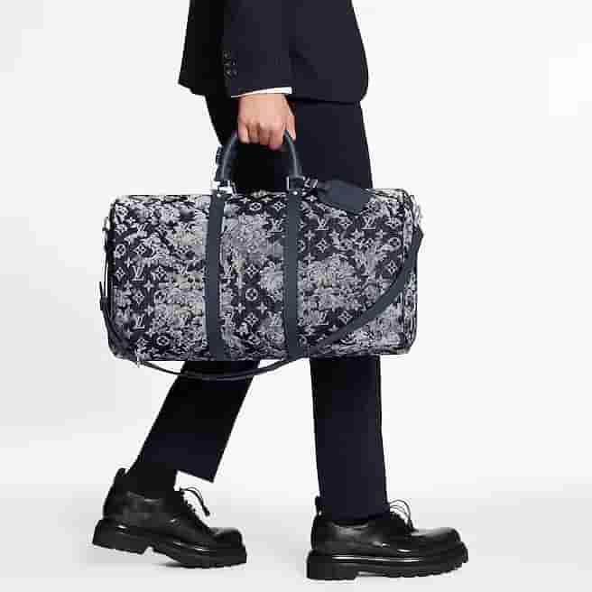 Louis Vuitton LV Keepall Bandoulière 50 旅行袋 M57285