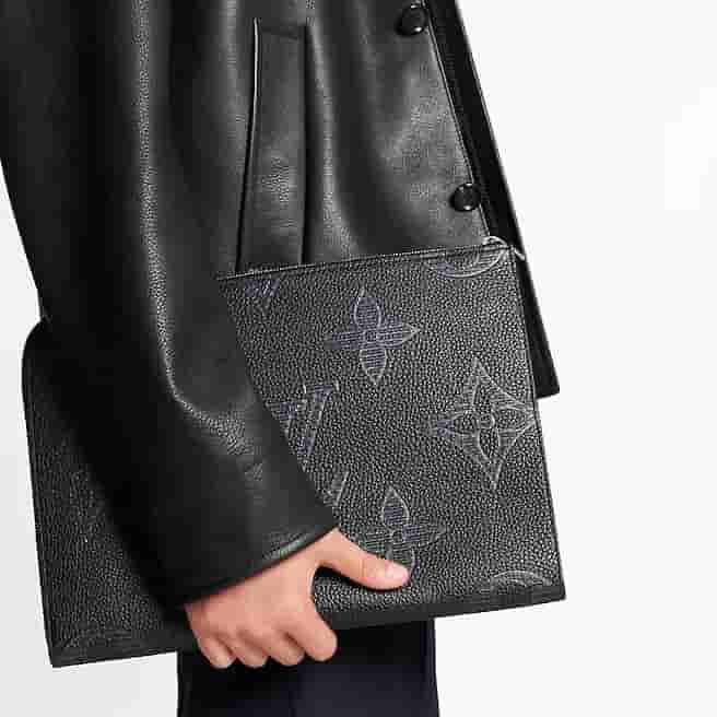 Louis Vuitton LV M80044 Pochette Jour 大号手拿包