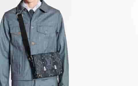 Louis Vuitton LV M57271 Trunk 邮差包