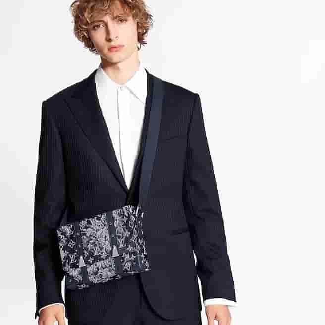 Louis Vuitton LV M57282 Trunk 邮差包